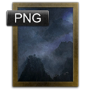 bronze DarkSlateGray icon
