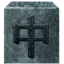dynasty, tang DarkSlateGray icon