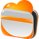 No title DarkOrange icon