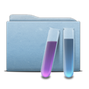 Blue, Folder, experience LightSteelBlue icon