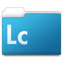 Lc, workfolders SteelBlue icon