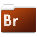 Br, workfolders SaddleBrown icon
