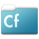 workfolders, Cf SteelBlue icon