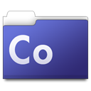 Co, workfolders DarkSlateBlue icon
