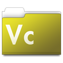 workfolders, Vc Goldenrod icon