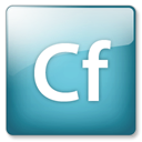 Cf Teal icon