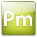 Pm YellowGreen icon