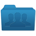 group SteelBlue icon