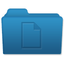 document, paper, File SteelBlue icon