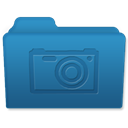 image, picture, photo, pic SteelBlue icon