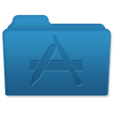 Application SteelBlue icon