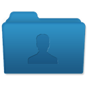 Human, profile, people, Account, user SteelBlue icon