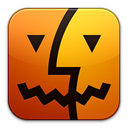 Finder, jack Chocolate icon