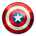 America, Captain Black icon