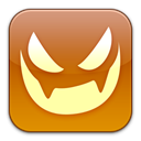 trick, treat Chocolate icon