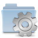 Smart, Alt, Folder, badged LightSteelBlue icon
