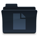 Folder, File, paper, document DarkSlateGray icon