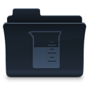 Folder, experiment DarkSlateGray icon