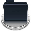Folder, shared DarkSlateGray icon