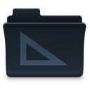 Folder, project DarkSlateGray icon