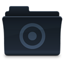 Folder, sharepoint DarkSlateGray icon