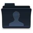 profile, people, user, Human, Folder, Account DarkSlateGray icon