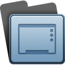 Desktop LightSteelBlue icon