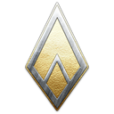 lieutenant, Grade, Junior Black icon
