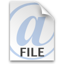 document, location, File, paper Icon