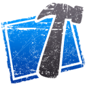 xcode DodgerBlue icon