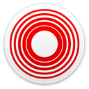 universe, save, Energy, disc, Disk Red icon