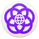 epcot, save, disc, Disk, Center BlueViolet icon