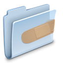 patched, Folder LightSteelBlue icon