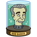 barker, Bob Black icon