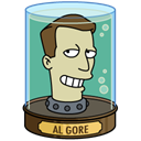 gore, head Black icon