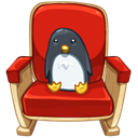 Frontrow, Penguin Firebrick icon