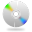 Cd, Disk, disc, save Black icon