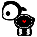 lamb Black icon