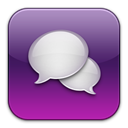 Tweetie DarkMagenta icon