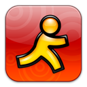 Aol OrangeRed icon