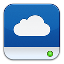 idisk SteelBlue icon