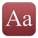 dictionary IndianRed icon