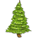 crispy, plant, Tree, new Black icon