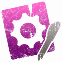 textmate Black icon