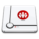 Folder, group WhiteSmoke icon