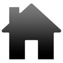 homepage, Home, Building, house DarkSlateGray icon