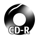 Cdr Black icon