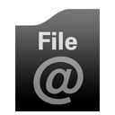 paper, document, File Black icon