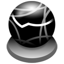 fileserver Black icon