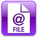 paper, File, document BlueViolet icon